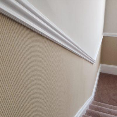Stair dado